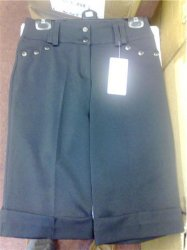 Girls Uniform City Shorts