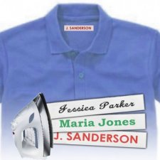 Personalised Name Tapes (Quantity = 100)