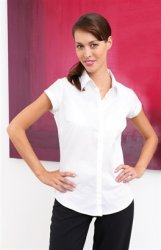 Premier Girls Cap Sleeve Blouse