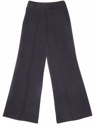 Girls 3 Button School Trouser