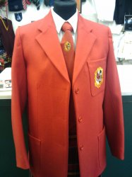 Craigholme Girls School Blazer