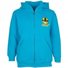 New Beaver Hooded ZIPPER Sweatshirt
