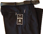 Boys 3 Zip Trousers