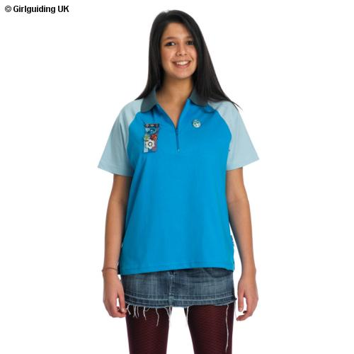 Guide Senior Section Poloshirt - Click Image to Close