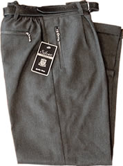 Sturdy Fit 3 Zip Boys Trousers