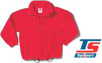 Unpadded Fleece Jacket