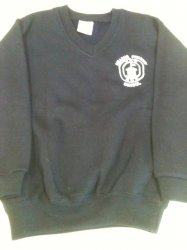 Mearns Primary School V-neck Sweatshirt