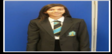 Williamwood High School Polyester Blazer
