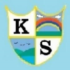 KILPATRICK SCHOOL BADGE - ON STAND ALONE MATERIAL SEW ON BADGE